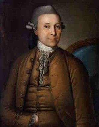 Jacob Baden - Image: Jacob Baden (1735 1804)
