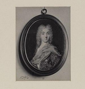 William Murray, Marquess of Tullibardine - Possible miniature portrait of William Murray of Tullibardine