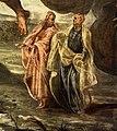 Jacopo Tintoretto - The Ascension (detail) - WGA22573.jpg