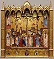 Jacopo di cione (attr.), crocifissione, 1368-70 ca.jpg