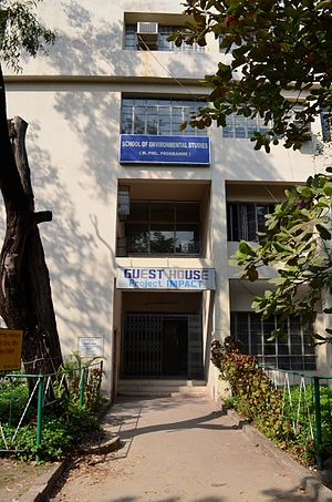 Jadavpur University - School of Environmental Studies