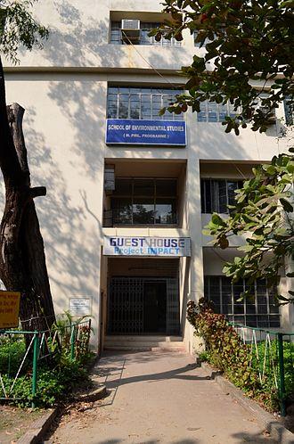 Jadavpur University - School of Environmental Studies