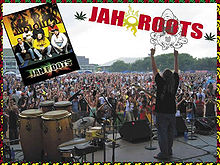 Jah Roots at Austin, Texas Reggaefest