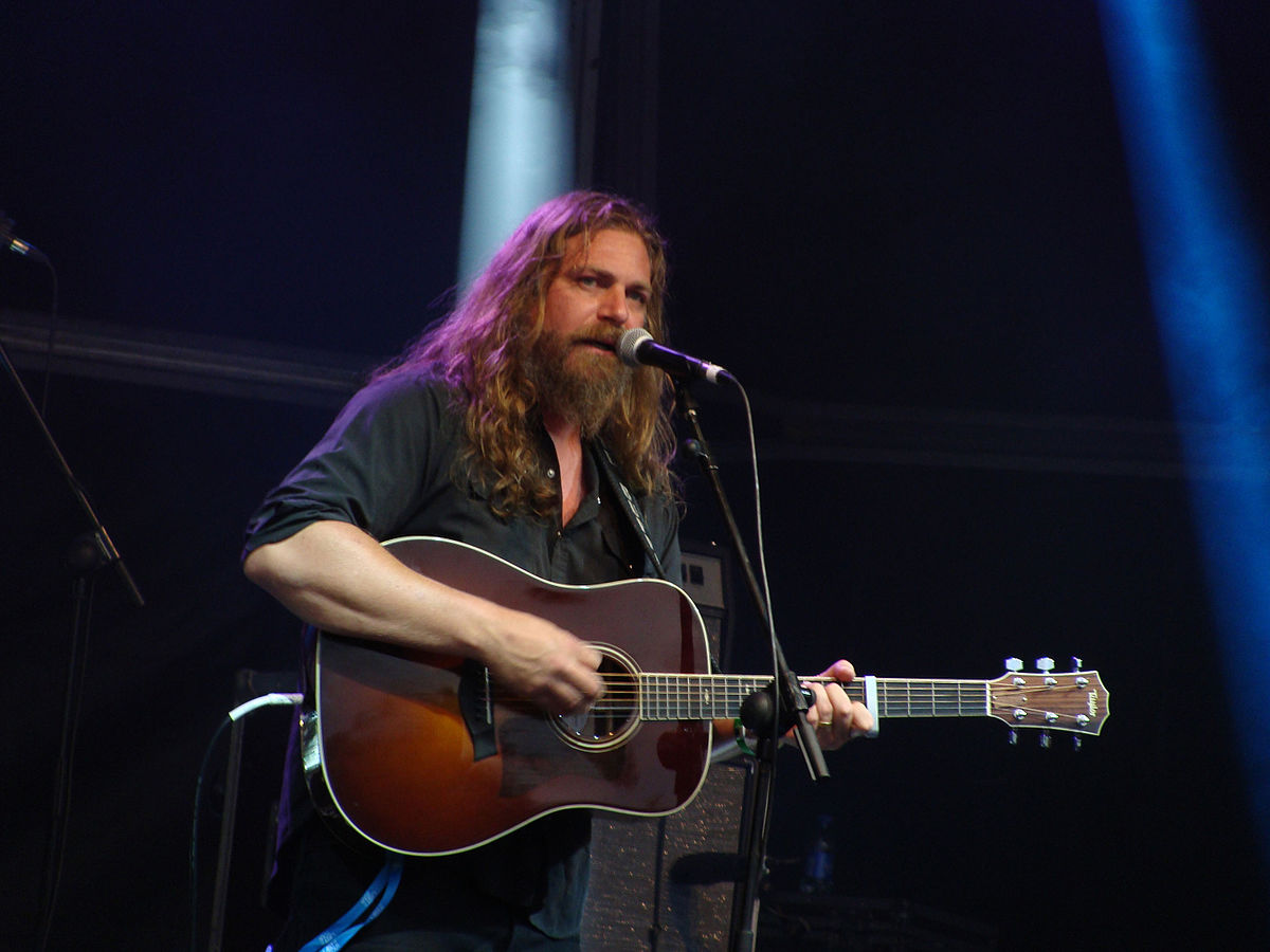 The White Buffalo Musician Wikipedia