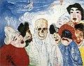 James Ensor - Death and the masks.jpg