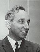 Jan Lanser, voorzitter CNV (1969-1978), Bestanddeelnr 119-0543.jpg