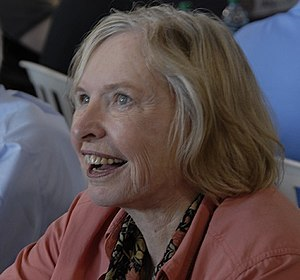 Janet Guthrie - Guthrie at the Indianapolis Motor Speedway in 2011