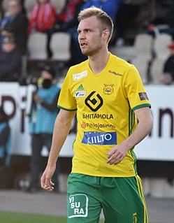 Jani Tanska Finnish footballer