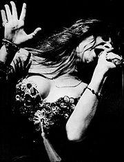 Janis Joplin in concerto