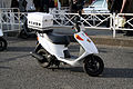 Japanese SUZUKI Address V125 police scooter.jpg