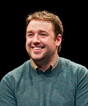 Jason Manford - Image: Jason Manford comedy masterclass crop