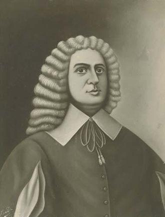 Jean-Jacques Blaise d'Abbadie - Portrait by unknown artist