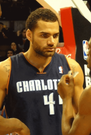 Jeffery Taylor - Taylor with the Bobcats in December 2012.