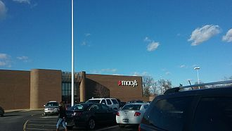 Jefferson Mall - Photo of Jefferson Mall Macy's taken on December 29, 2016, four months before its closure