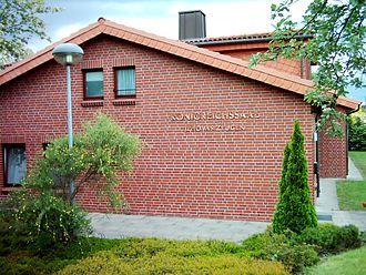 Kingdom Hall - Image: Jehovas Zeugen Königreichssaal Heimfeld 04