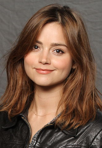 Jenna Coleman - Coleman at the MagicCity ComicCon (2016)