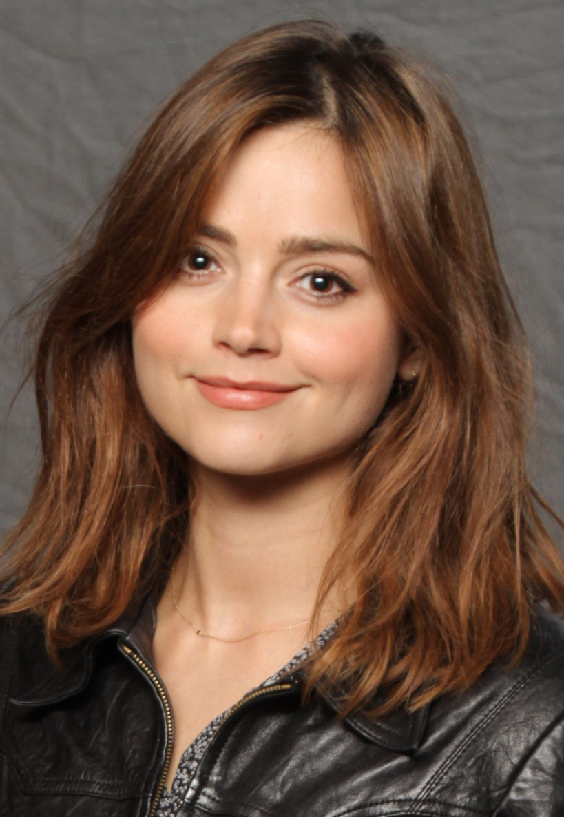 Hot Jenna Coleman naked photo 2017