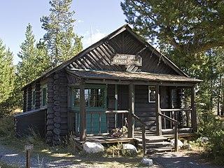 Jenny Lake Ranger Station Historic District United States historic place