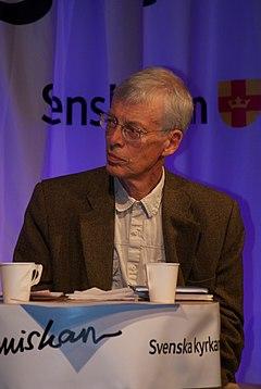 Jesper Svenbro 2011