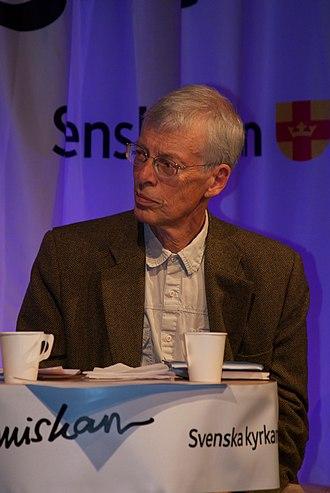Jesper Svenbro - Jesper Svenbro in 2011.