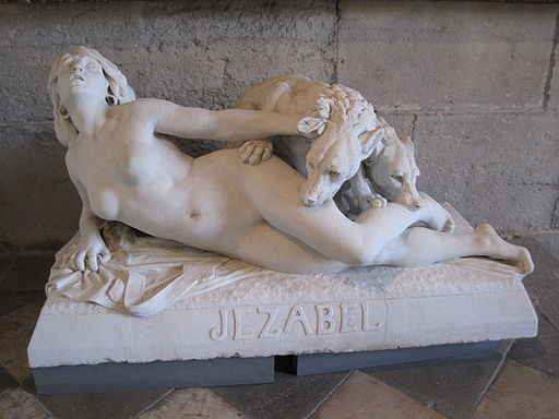Jezabel - Léon Auguste Perrey