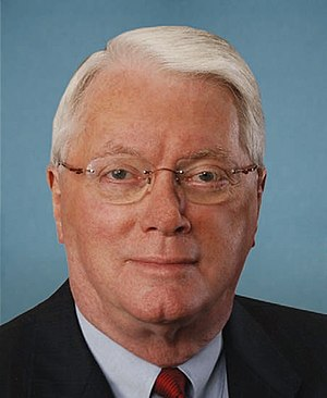 Jim Bunning, member of the United States Senate.