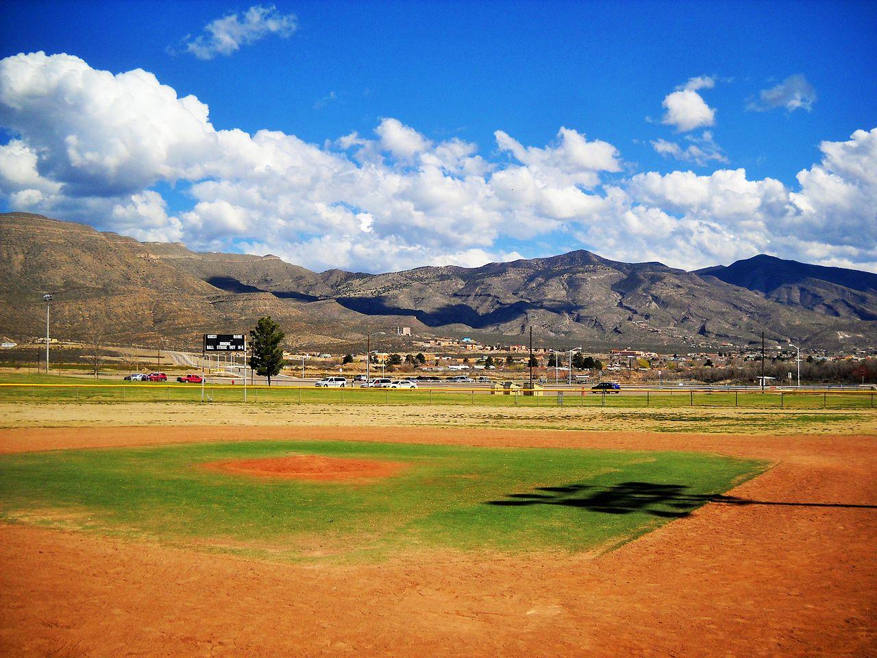 Jim Griggs Sports Complex.JPG
