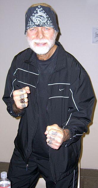 Jimmy Valiant - Valiant at the Big Apple Con, November 14, 2008.