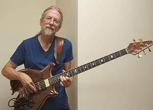 Jimmy Johnson (bassist) - Image: Jimmy Johnson (Bassist) 2016