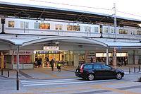 Jiyūgaoka Station (Tokyo) 2012.JPG
