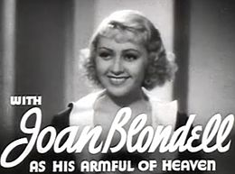 Joan Blondell in Broadway Gondolier trailer.jpg