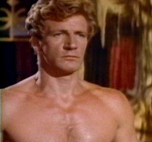 Joe Robinson (actor) - Joe Robinson as Thor in Thor and the Amazon Women
