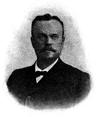 Johann Friedrich Ahlfeld - Johann Friedrich Ahlfeld
