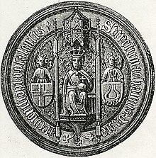 Ärkebiskop Jöns segl.