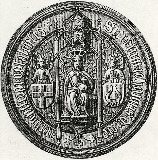 John Benson (Oxenstierna) Regent of Sweden seal 1879