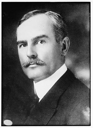 John Dennis Ryan - Image: John Dennis Ryan (1864–1933) in 1917