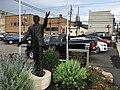 John F. Kennedy Statue in Pittston, Pennsylvania.jpg