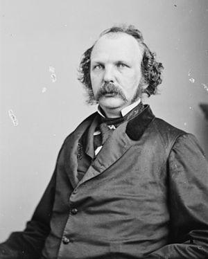 John Godfrey Saxe - John Godfrey Saxe, circa 1855 to 1865