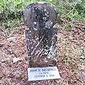 John H. Brumfield Grave.jpg