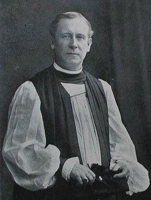 John Bernard (bishop) - John Henry Bernard, DD