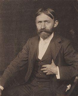 image of John Henry Twachtman from wikipedia