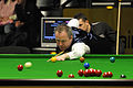 John Higgins and Peter Lines at Snooker German Masters (DerHexer) 2013-01-30 01.jpg