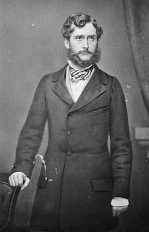 John Lothrop Motley - Motley, circa 1855–1865