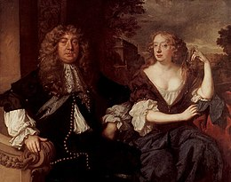 John Maitland, 1st duke of Lauderdale, and his wife Elizabeth Murry, Duchess of Lauderdale (3977704407).jpg