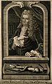 John Radcliffe. Line engraving by B. Cole, 1754. Wellcome V0004868.jpg