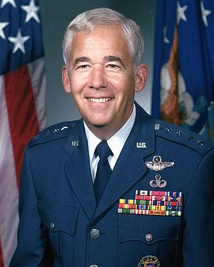 John T. Chain Jr. - General John T. Chain Jr.