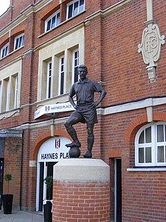 Johnny Haynes English footballer