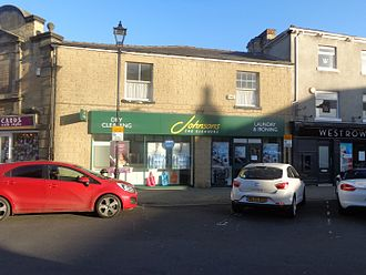 Johnsons Cleaners UK - Johnson's, Wetherby, West Yorkshire.