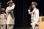 Jonathan Greenert and John Richardson, Chief of Naval Operations change of command ceremony (21465104909).jpg