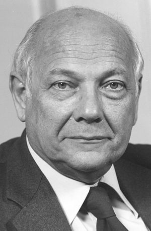 Labour Party (Netherlands) - Joop den Uyl, Leader from 1966 until 1986, Prime Minister from 1973 until 1977